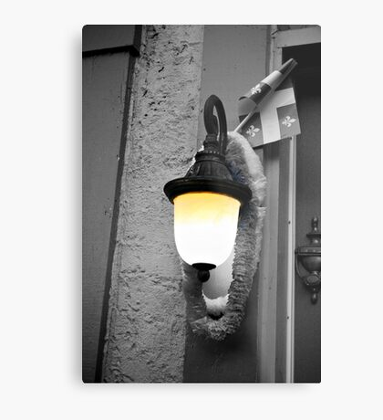 nightlight Metal Print