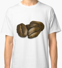 Coffee Addict - Coffee Bean Roasted Extreme Classic T-Shirt