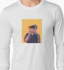 Mac Demarco Poster Long Sleeve T-Shirt