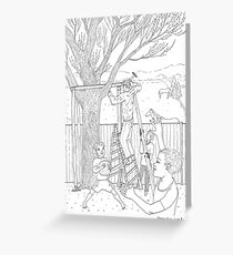 beegarden.works 011 Greeting Card