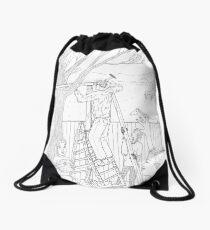 beegarden.works 011 Drawstring Bag