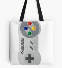 SNES controller Tote Bag