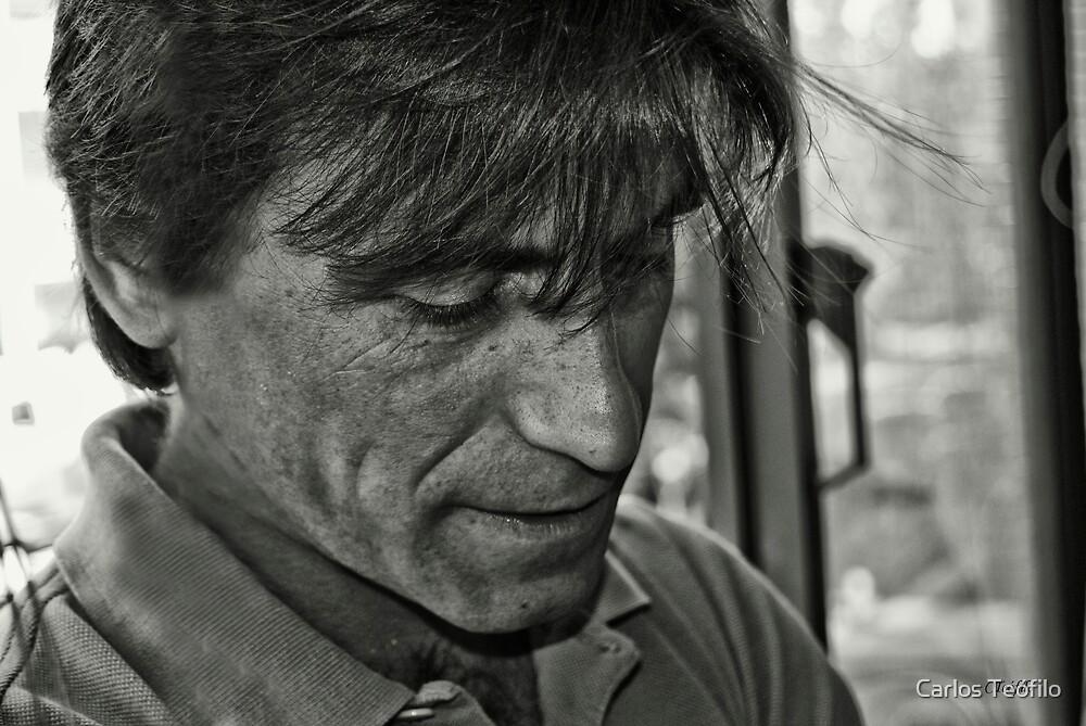 ARNALDO (B&W Character People Shots Serie) by Carlos Teófilo