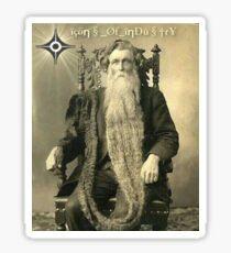 The Bearded Patriarch Sticker