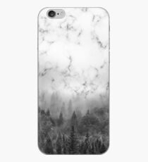 Marble Woods iPhone Case