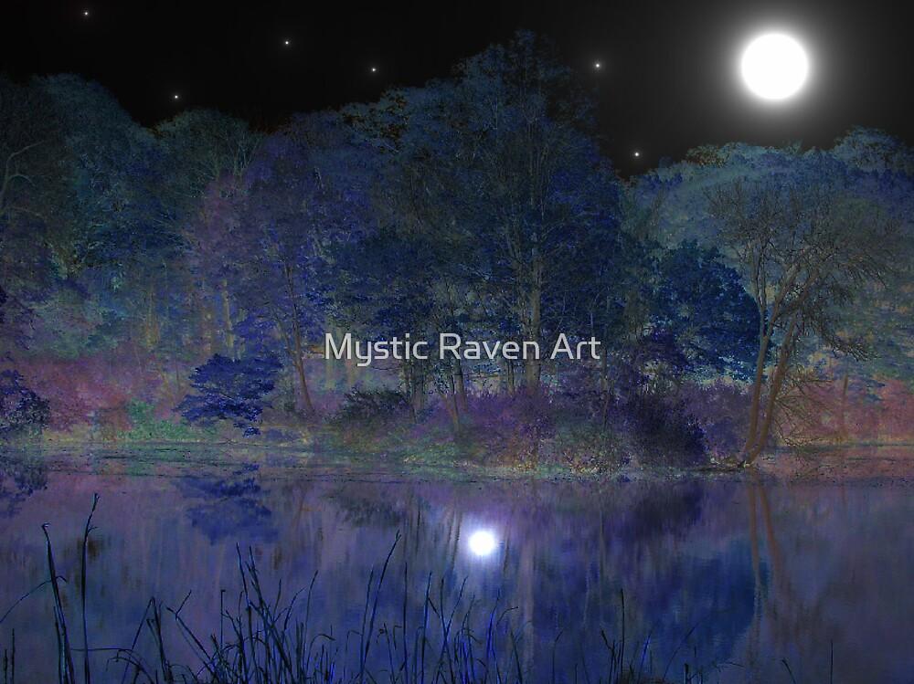 MAGENA by Mystic Raven Art