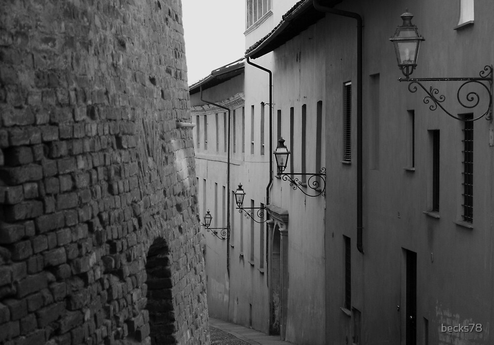 Old city by becks78