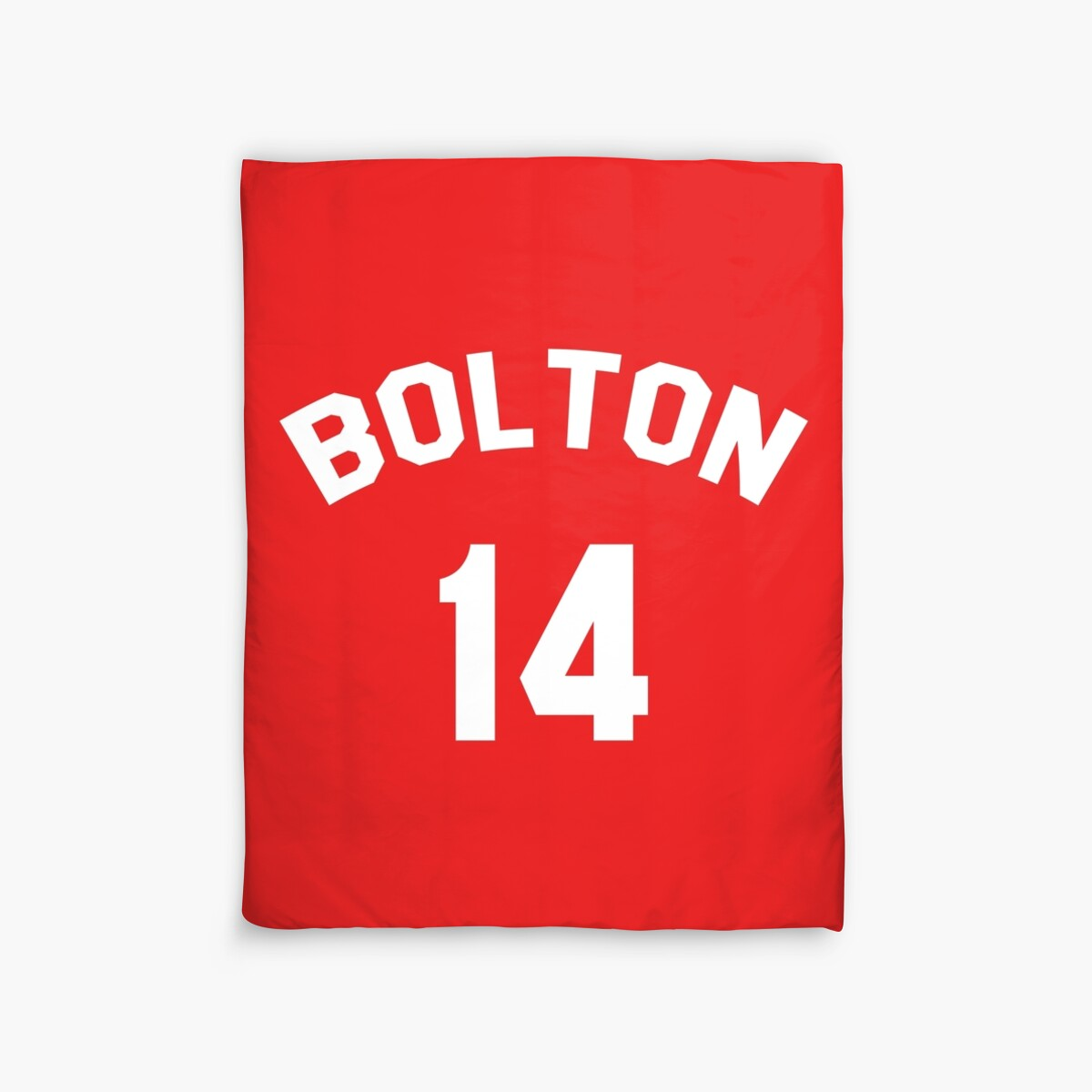 High School Musical Bolton Jersey Duvet Covers By