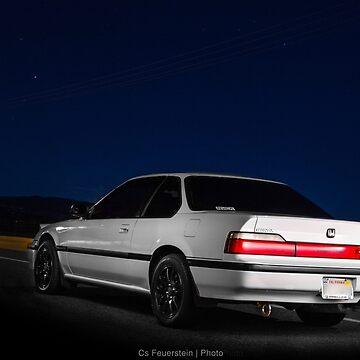 CarAndPhoto - Honda Prelude - Rear by Carandphoto