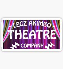 League of Gentlemen Sticker