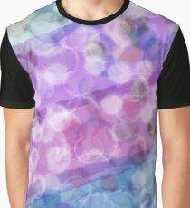 WATERCOLOR POINTS Graphic T-Shirt