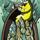 Fish On or Gorton Returns by grosvenordesign