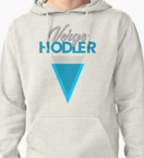 Verge Hodler - Cryptocurrency Fam Pullover Hoodie