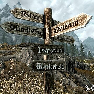 Skyrim - Directions by Isch