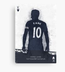 Harry Kane - Tottenham Hotspur Canvas Print