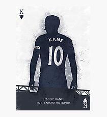 Harry Kane - Tottenham Hotspur Photographic Print