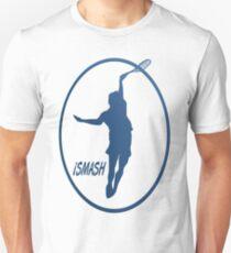 iSMASH Tennis framed T-Shirt