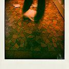 Faux-polaroids - Housework Dance #2 by Pascale Baud