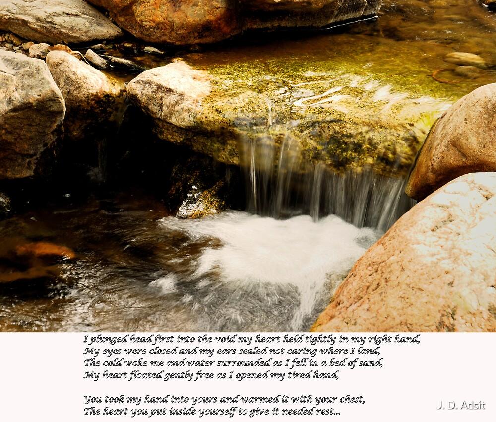 Soft Landing of my Heart by J. D. Adsit