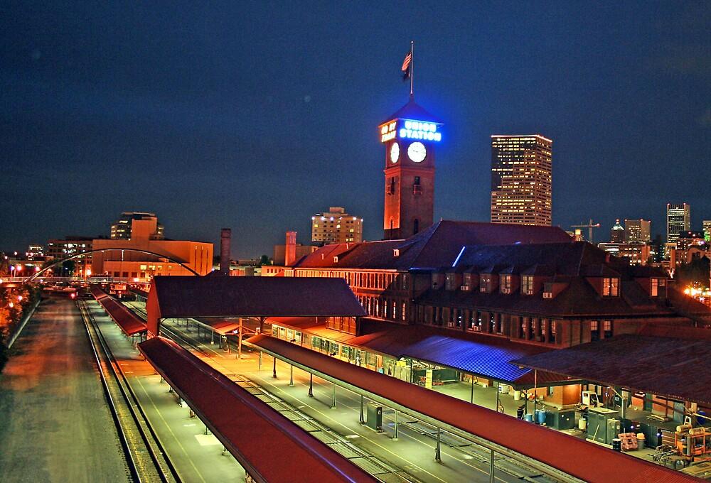Union Station by Patricia Shriver