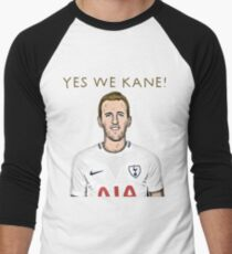 YES WE KANE! Men's Baseball ¾ T-Shirt