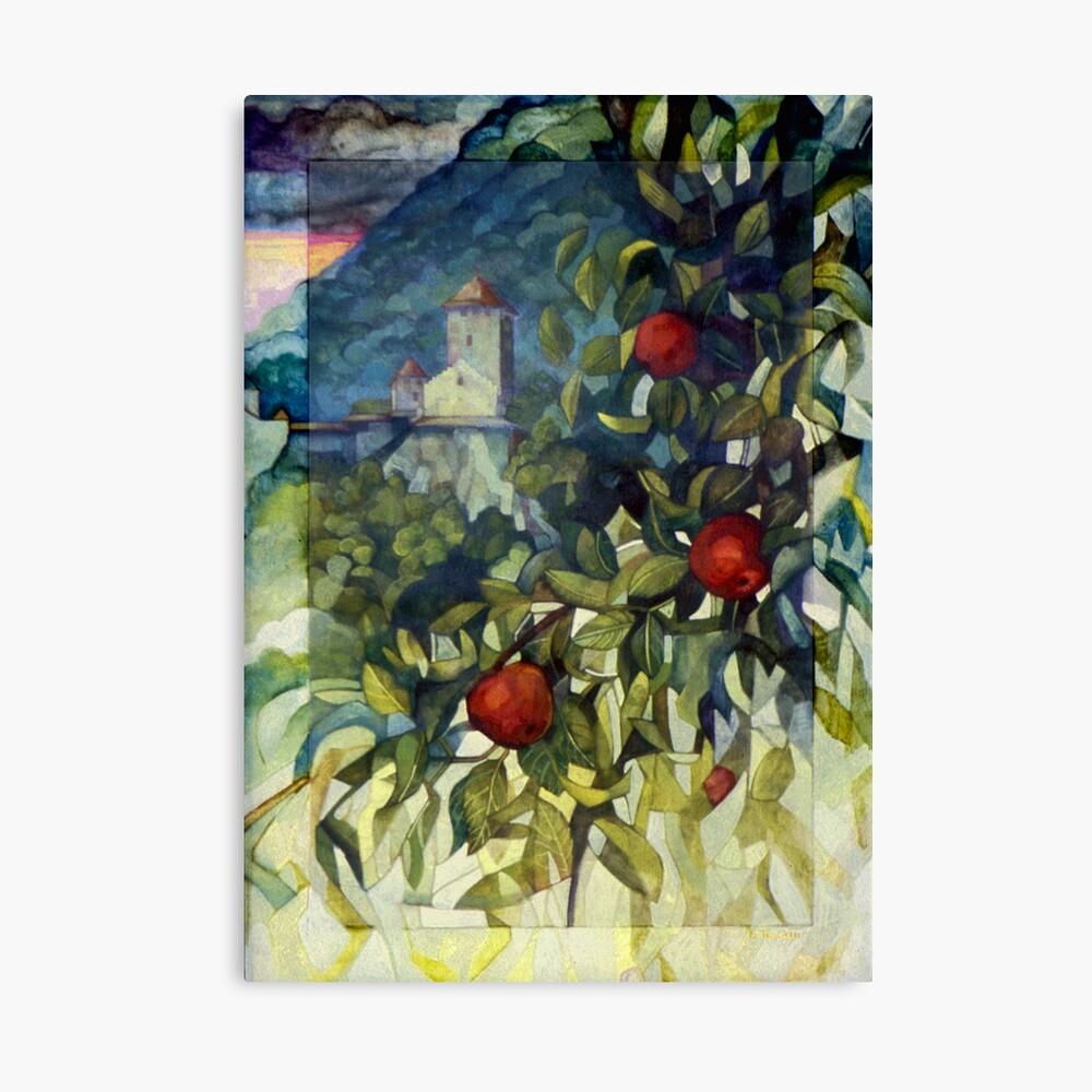 schlosstirol Canvas Print