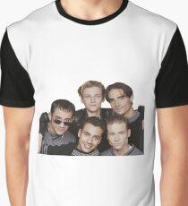 Backstreet boys Graphic T-Shirt