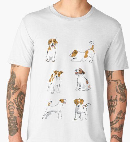 Six of the best Men's Premium T-Shirt