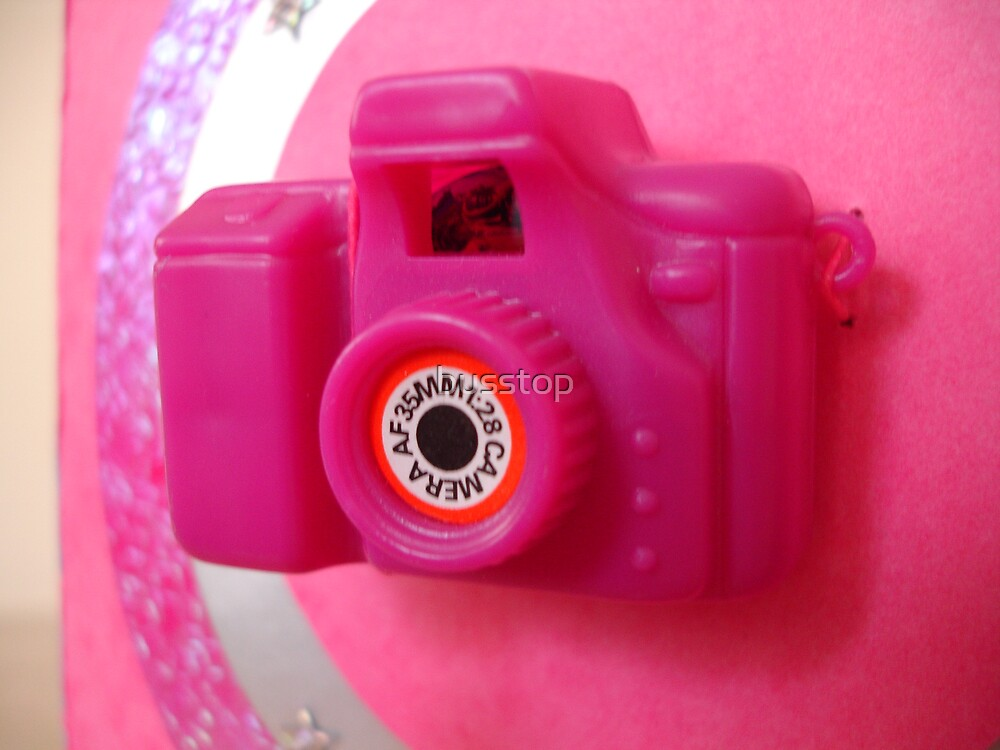 Pink Camera by busstop
