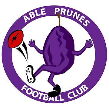 Able Prune Football Club by DeadFish