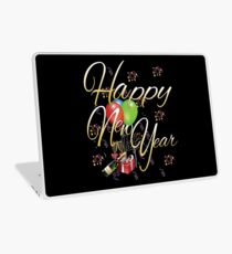 Happy New Year Laptop Skin