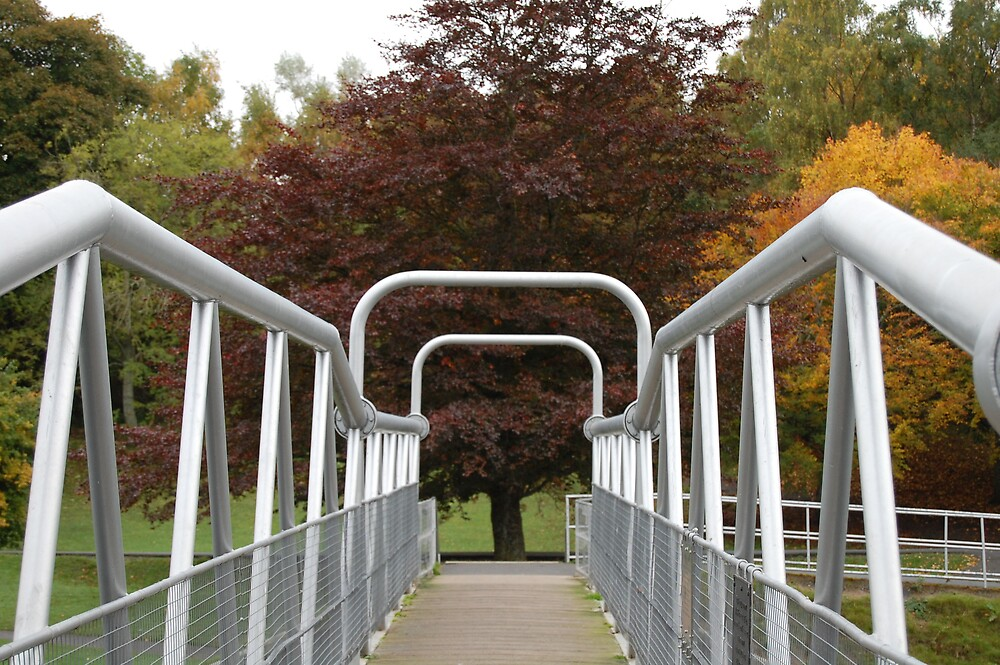 Peebles Bridge by Kirsten Baiden-Amissah