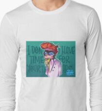 Dexter's Laboratory Long Sleeve T-Shirt
