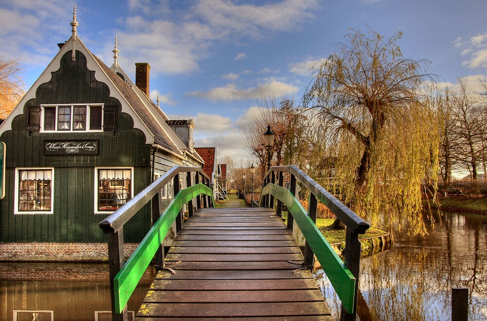 Bridging the gap by Gideon van Zyl