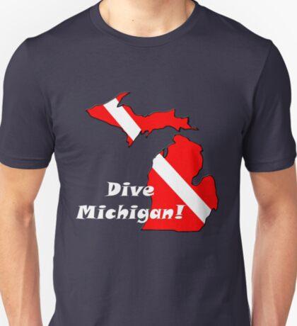 Dive Michigan 2 T-Shirt