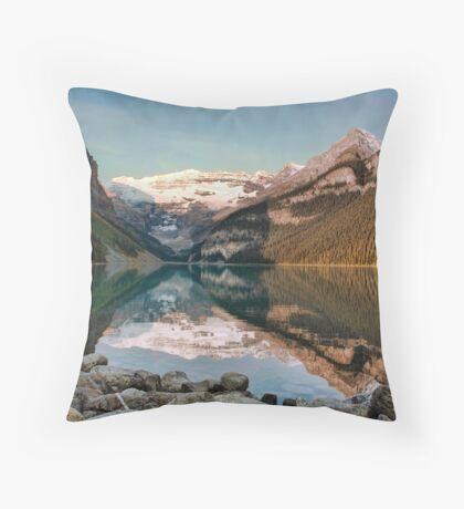 Lake Louise Series 4 Throw Pillow