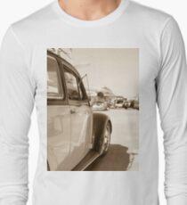 Air Force Classic VW Beetle  Long Sleeve T-Shirt