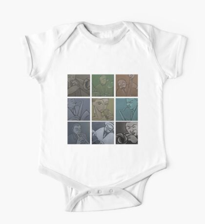 Lullaby of Birdland (Vintage) Tshirt Kids Clothes