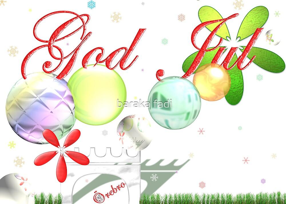 God Jul by baraka fadi