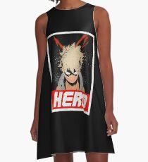 Hero A-Line Dress
