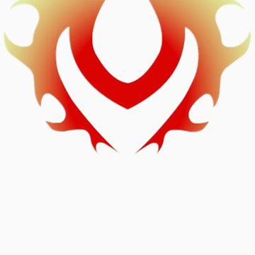 The M Logo by Mudman