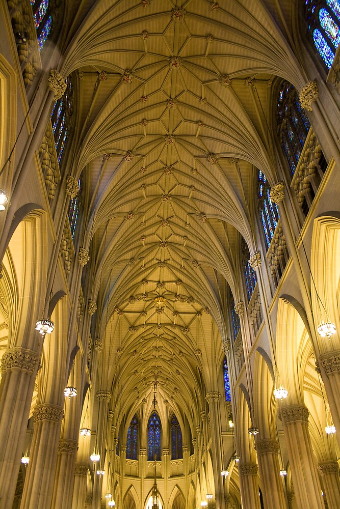 St. Patrick's Cathedral by gdob27
