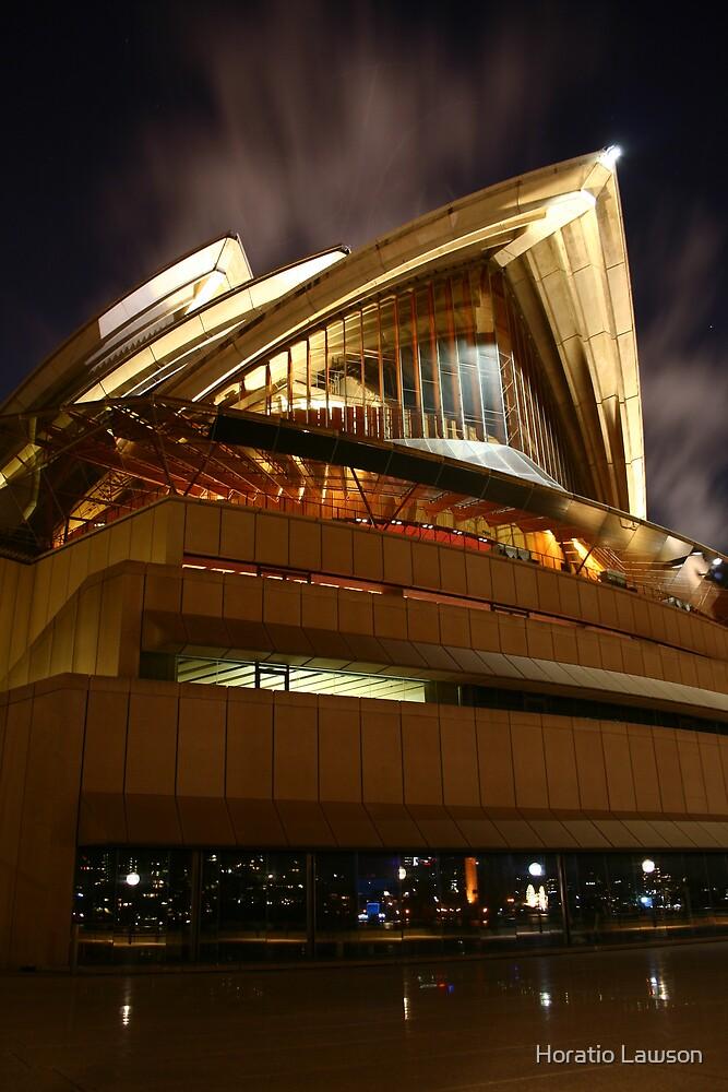 Sydney Opera House by Horatio Lawson