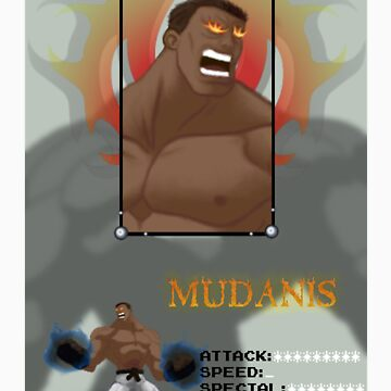 My ID by Mudman