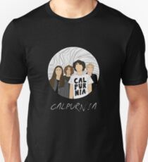 The New Song Of Calpurnia Band Unisex T-Shirt