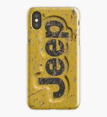 Jeep Trails iPhone Case/Skin