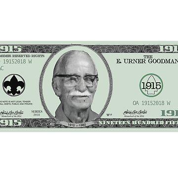 E. Urner Goodman Bill by bsamemes