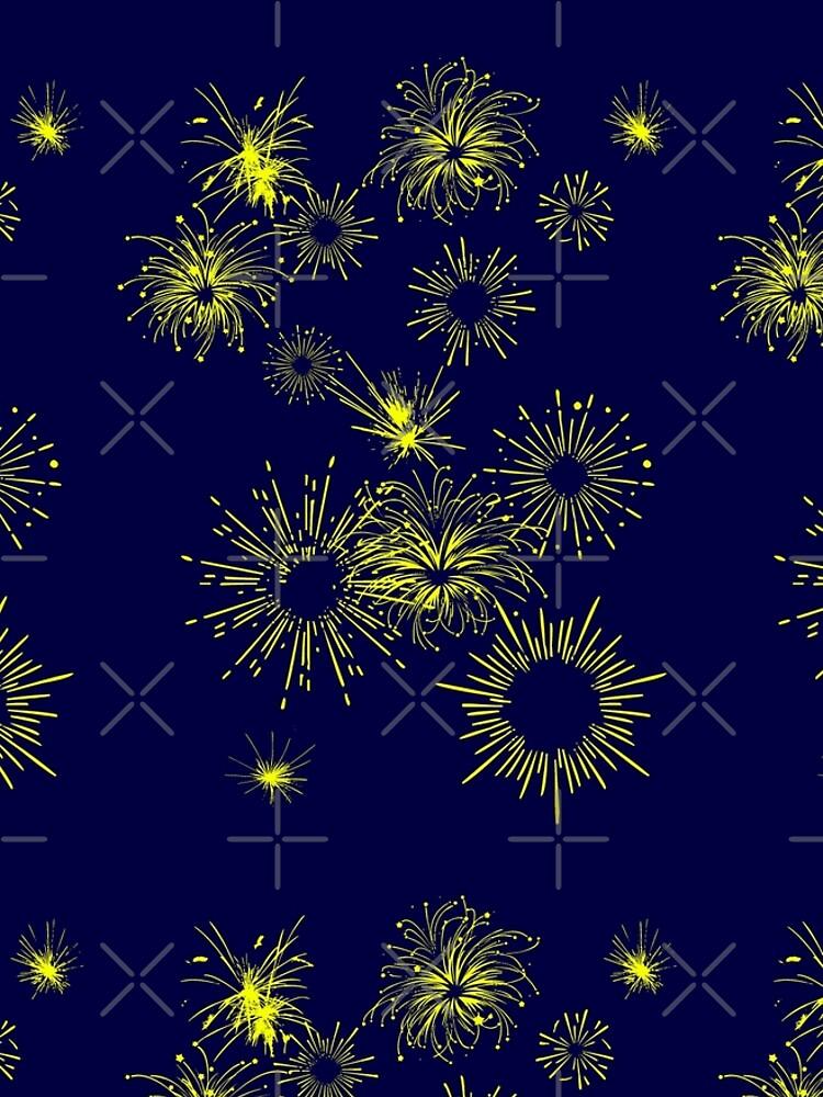 Fireworks by aidadaism