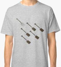Fork and Shovels Classic T-Shirt