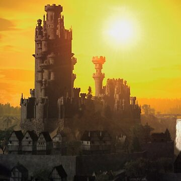 Grave Raven Castle in Gathering of Heroes: Legend of the Seven Swords by InfernoFilm
